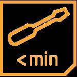 Icon einfache Inbetriebnahme